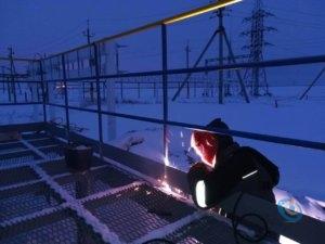 Фото электромонтаж - Сварочные работы