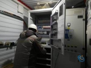 Фото электромонтаж - Испытания и измерения